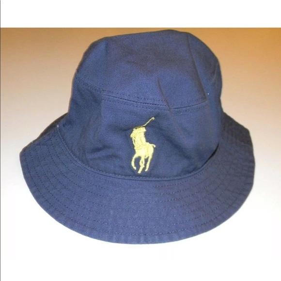 dca9f987d280f8 Polo by Ralph Lauren Accessories | Boys Nwt Polo Ralph Lauren Bucket ...